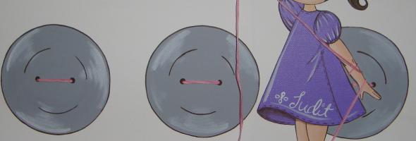Los botones (otro colorido)